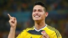James Rodríguez cambió de look tras la Copa América Centenario