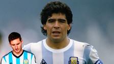 Lionel Messi: el día en que Maradona renunció a la Selección Argentina