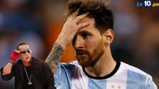 Lionel Messi: rapero explica su realidad con la Selección Argentina