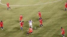 Lionel Messi: la foto viral de la final de la Copa América Centenario