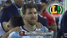 Diario brasileño se burló de Messi tras su renuncia a la Selección Argentina