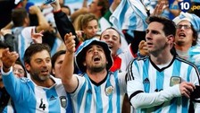 Lionel Messi: hinchas argentinos le crearon una estatua para que se quede