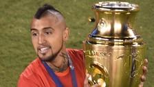 Copa América: Arturo Vidal mandó un mensaje a los detractores de la 'Roja'