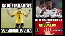 Universitario: Ruidíaz y Fernández figuran en los memes tras la caída ante Melgar