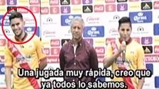 Raúl Ruidíaz: en México le preguntaron sobre su gol ante Brasil por Copa América