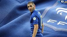 Karim Benzema podría ser relegado de la Selección Francesa