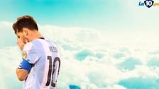 Lionel Messi: Dios le pide que no deje la Selección Argentina