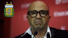 Jorge Sampaoli habría descartado ser entrenador de la Selección Argentina