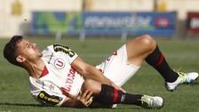 Universitario empató 0-0 con Comerciantes Unidos y perdió la punta del torneo