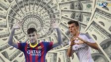 Gareth Bale, Neymar y los fichajes más caros de los clubes grandes de Europa