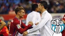 Francia vs. Portugal: el último enfrentamiento entre Cristiano Ronaldo y Griezmann