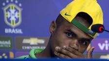 Brasil: Douglas Costa no participará por lesión de Río 2016