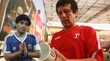 VIDEO. Mauricio Serna considera que César Cueto fue mejor que Diego Maradona