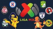 Pokémon Go: equipos mexicanos presumen a sus nuevas 'mascotas'