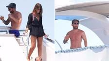 Messi y Antonella Roccuzzo: ¿cómo es el yate en el que pasan sus vacaciones?