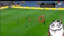André Carrilo: la espectacular jugada que hizo en su segundo partido con Benfica