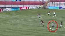 Damian Ísmodes anotó un golazo y Municipal derrotó a Melgar