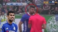 Diego Costa envuelto en pelea en partido amistoso del Chelsea
