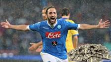 Juventus está dispuesta a pagar 94.7 millones de euros por Gonzalo Higuaín