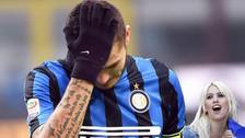Arsenal: Wanda Nara evidenció el paradero de Mauro Icardi