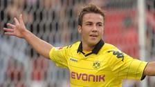 Mario Götze regresó al Borussia Dortmund, tras tres años en el Bayern