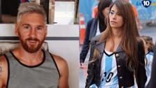 La reacción de Antonella Roccuzzo tras el cambio de look de Lionel Messi