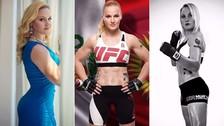UFC: Las 10 mejores fotos de Valentina Schevchenko en redes sociales