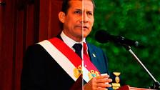 Fotos: así cambió el rostro de Ollanta Humala en cinco años