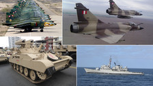 Fotos: ¿Cuál es el armamento de nuestras Fuerzas Armadas el 2016?