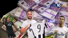 Gonzalo Higuaín: ¿cómo jugaría el once más caro del mundo?
