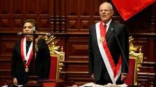 Fotos: PPK juró como presidente de la República en el Congreso