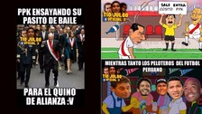 Fiestas Patrias: los memes de PPK y Alianza Lima causan furor