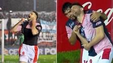 Video: Se lesionó tras celebrar eufóricamente su gol en Argentina