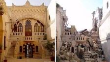 Alepo: el antes y después de la ciudad siria tomada por los yihadistas