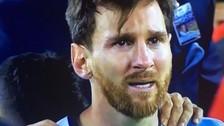Lionel Messi: Heber Lopes reveló detalles del penal fallado ante Chile