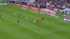 Liga Mexicana: André Pierre Gignac anotó un golazo ante el América