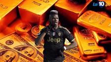 Paul Pogba: el increíble once ideal que se puede hacer con 125 millones de euros