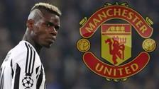 Manchester United anunció el fichaje de Paul Pogba