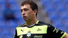 Liga MX: el arquero Agustín Marchesín se lesionó y terminó jugando de delantero