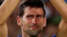 Río 2016: Novak Djokovic lloró tras ser eliminado por Juan Martín del Potro