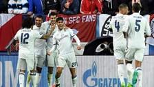Video: Marco Asensio marcó golazo al Sevilla en la Supercopa de Europa