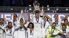 Real Madrid venció 3-2 a Sevilla y ganó la Supercopa de Europa
