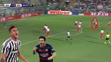 Juventus: el golazo de Paulo Dybala en un partido amistoso