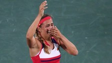Río 2016: Mónica Puig ganó la primera medalla de oro en la historia de Puerto Rico