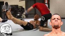 UFC: Conor McGregor se entrena para su revancha ante Nate Díaz