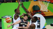 Río 2016: Estados Unidos venció a Argentina en el básquet olímpico