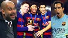 Barcelona vs. Manchester City: Guardiola y Bravo regresarán a Camp Nou