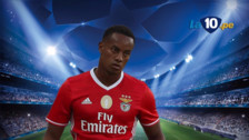 André Carrillo: con estos equipos se enfrentará el Benfica en Champions League