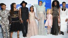 MTV VMA 2016: Beyoncé, Nicki Minaj y campeonas olímpicas, reinas de la alfombra roja