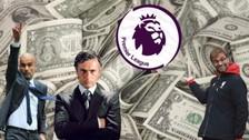 Premier League: los entrenadores mejor pagados de la temporada 2016-2017